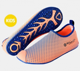 Ballop Aqua Fit Shoes (Dia Kid Orange)