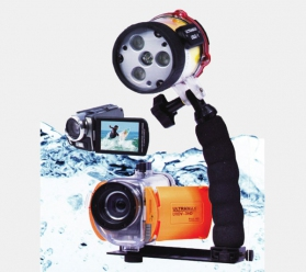 UltraMax Full HD 1080P Digital Dive Video Camera Package