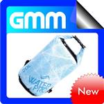 Water Pro Waterproof Beautiful Pattern Dry Bag - 10L Capacity